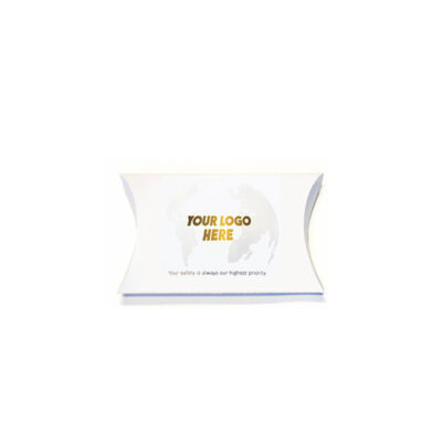 Safety Kit Your Logo Foil Single Economy